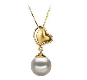 love pearl pendant