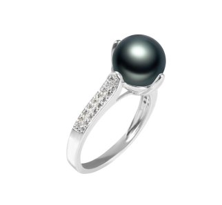 Freshwater Cultured Pearl Ring