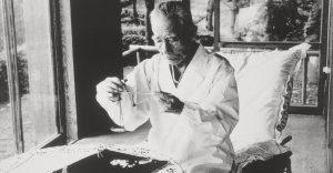Mikimoto der Gründer und seine mikimoto Perlen