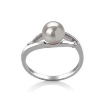 Akoya Perlen Ring