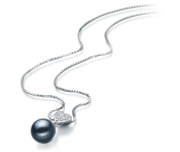 akoya pearls pendant