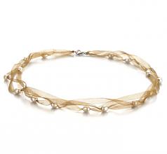 Perlschetten-Halskette