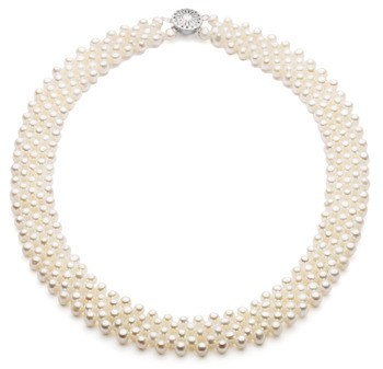 fcbacf74d However, the neckline of your dress will also play a big role in what style  of necklace you choose.