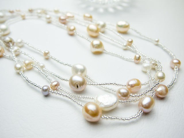 e2dfdd933c33b Tin Cup Pearl Necklace – Owning One Is So Special - PearlsOnly
