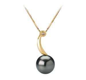 how to clean black pearls