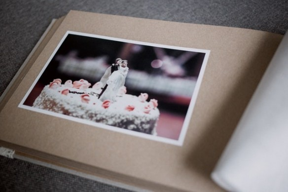wedding photo album gift