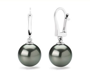 new pearl earrings