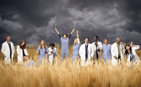Grey's Anatomy photoshoot | Pearltrees