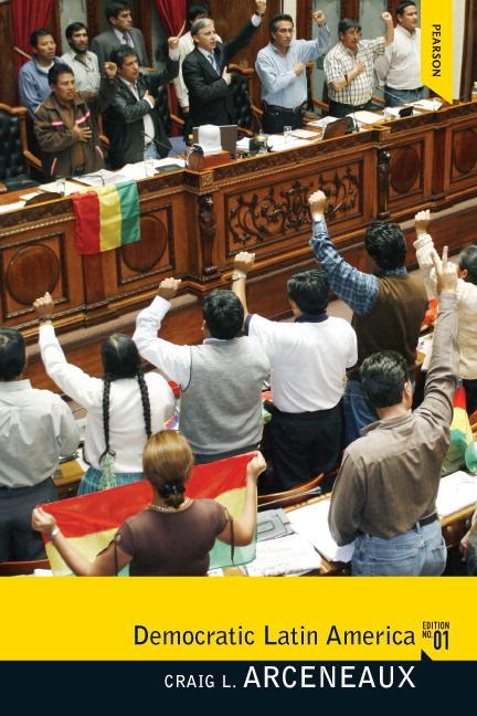 Arceneaux, Democratic Latin America | Pearson