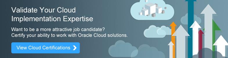 Oracle careers
