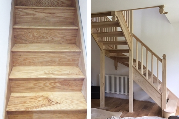 Blog Top Five Types Of Wood To Use In Your Staircase | Stairs Made Of Wood | Pine | Staircase | Wood Plank | Hanging | Custom Made
