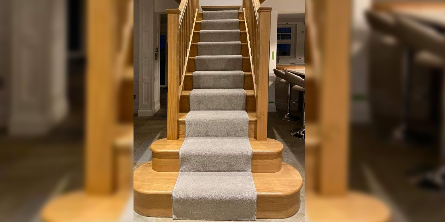 Five Ways To Update Stairs On A Budget   Glass Balustrade Staircase Cost   Tempered Glass Panels   Stair Treads   Oak Staircase   Curved Glass   Stainless Steel