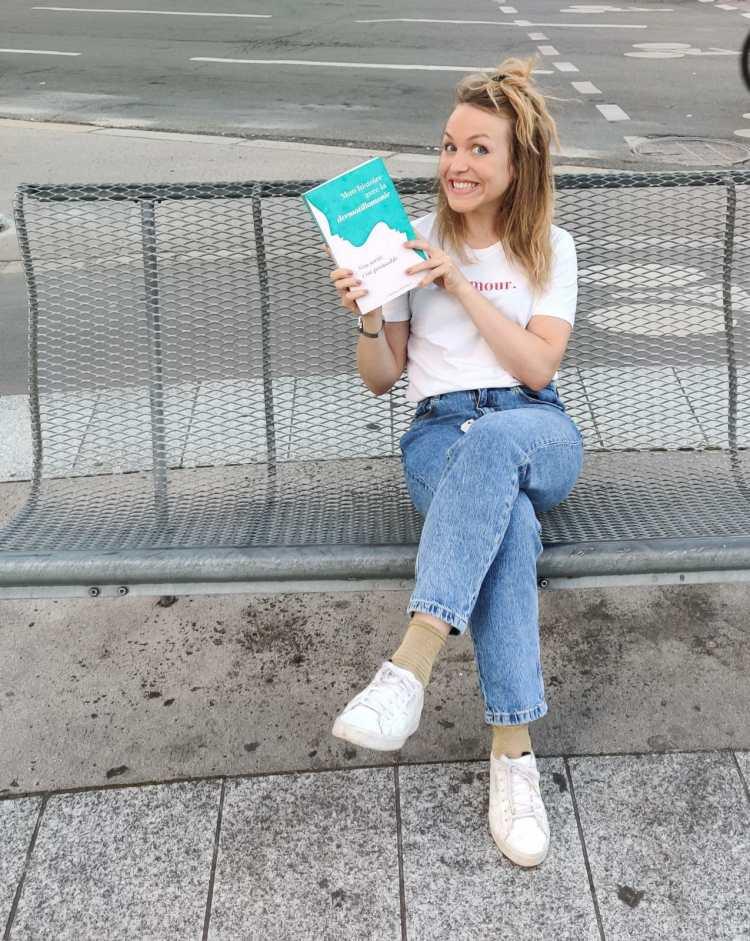 J'ai écrit un livre : le 1er en français sur la dermatillomanie