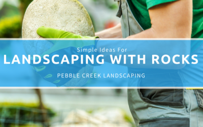 Simple Ideas for Landscaping with Rocks