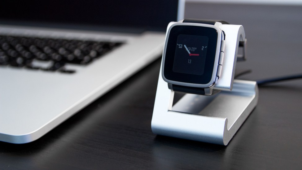 best docking stations for pebble time - timedock