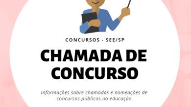Photo of Chamada do Concurso PEB I – 2015: Escolha de Vagas