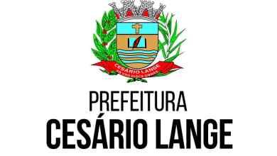 Foto de Prefeitura de Cesário Lange abre concurso para diversos cargos em 2020