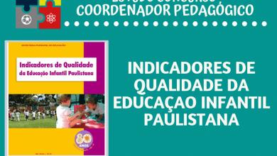 Foto de Resumo: Indicadores de Qualidade da Educação Infantil Paulistana – SME – 2016