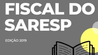 Photo of Inscrição Fiscal do Saresp – Edição de 2019