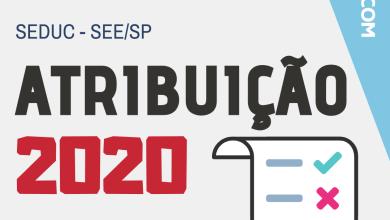 Foto de Guia e Informações para Atribuição de Aulas – SEE-SP – 2020