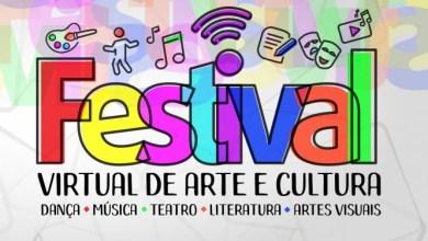 Foto de Institutos Federais promovem I Festival Virtual de Arte e Cultura com mais de 70 atrações
