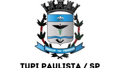 Foto de Prefeitura de Tupi Paulista abre seleção de professores em todas as áreas para 2021