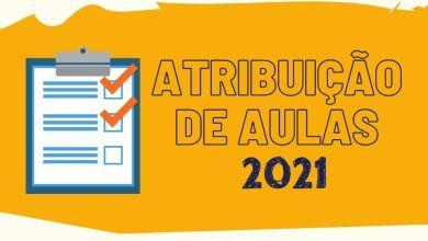 Foto de Guia e Informações para Atribuição de Aulas – 2021 – SEDUC/SP