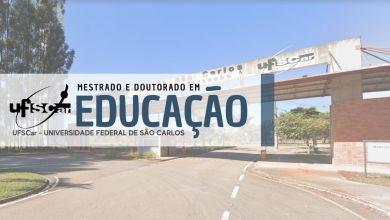 Educação UFSCAR 2022