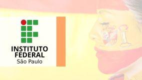 curso espanhol IFSP
