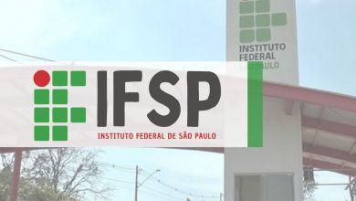 Cursos Técnicos IFSP
