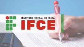 concursos IFCE