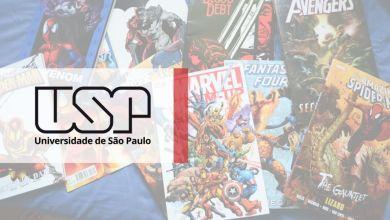 curso quadrinhos USP