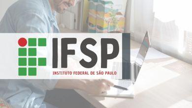 cursos formação IFSP