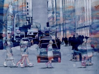 PPAG Artist of the Year 2021 Barbara Doberenz The Pedestrians