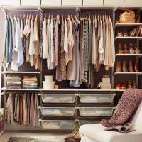 36+ Walk in Closet Organization Tips & Guide