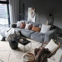37+ The Chronicles Of Most Popular Small Modern Living Room Design Ideas For 2019 57