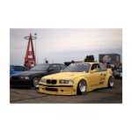 Kit Abas Bmw E36 Coupe Para Drift 8 Tlg 90 99