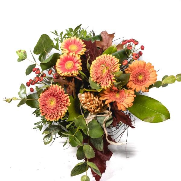 Ramo de flores otoñal