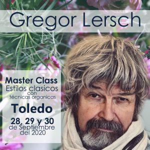 Gregor Lersch Master Class Toledo septiembre 2020