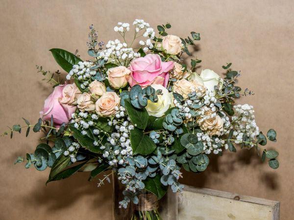 Regalar flores para madres