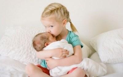 ¿Cómo se va a tomar mi hijo la llegada de un hermanito?