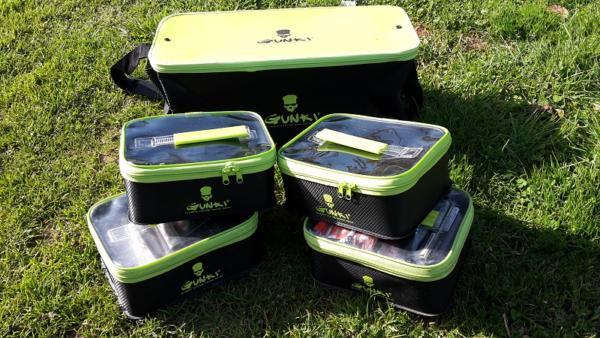 Bagagerie pêche : Les sacs étanches Gunki Safe Bag !