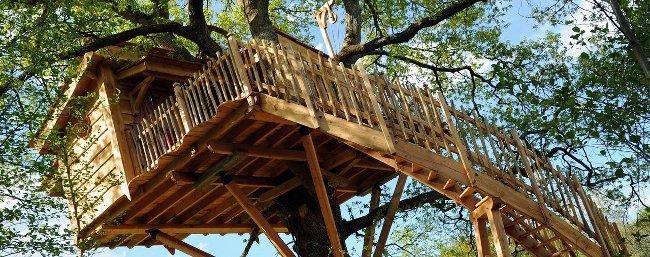 La Cabane du Vieux Chêne