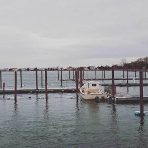 Feb. 25, 4 p.m., On Wooley Pond, North Sea