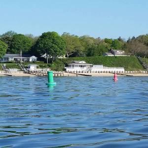 May 23, 8:30 a.m., Cutchogue Harbor