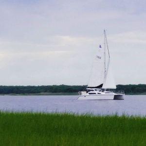 June 7, 5:50 p.m., Flanders Bay