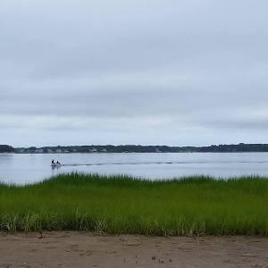 July 10, 10 a.m., Flanders Bay