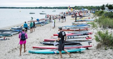 At last year's Great Peconic Race | Jorg Badura photo