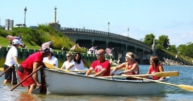 Whaleboat Races