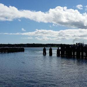 Oct. 12, 10:40 a.m., Greenport Harbor